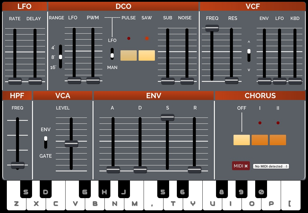 106.js: Roland Juno-106 emulation in your browser!