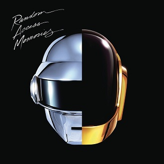 Album cover: Daft Punk - Random Access Memories