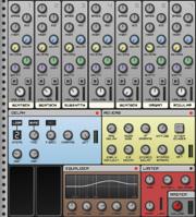 Caustic 3 Mixer